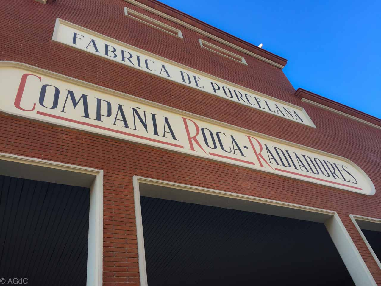 Barcelona archivos garcia de celis for Fabrica de sanitarios roca